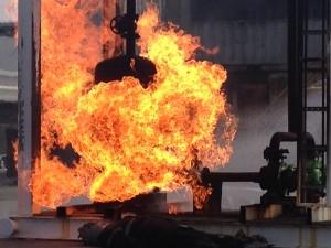 Gas training